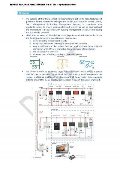 Knx Lighting Control System Wiring Diagram