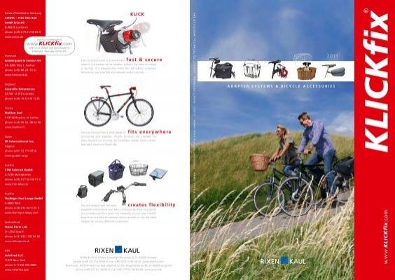Rixen /& Kaul Contour Adaptor for Seatpost Mount Bag STANDARD 25-32mm diameter