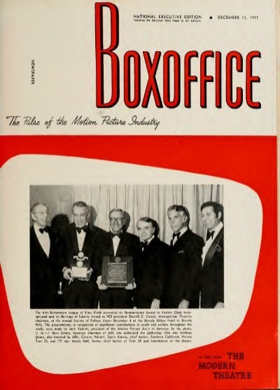 Boxoffice December131971
