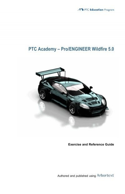 Pro engineer wildfire 5. 0 tutorial roger toogood pdf download.
