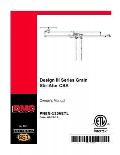 6 parts list design iii