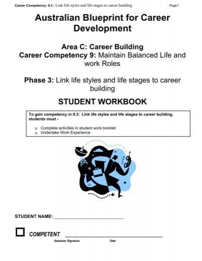 Area c 93 workbook blueprint australian blueprint for career area c 93 workbook blueprint australian blueprint for career malvernweather Images