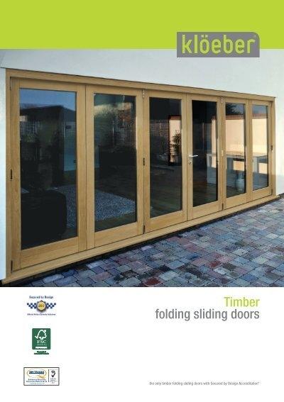 Hinge-, folding- and sliding-doors