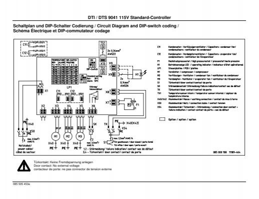 Fantastisch 1957 Mga Schaltplan Ideen - Elektrische ...