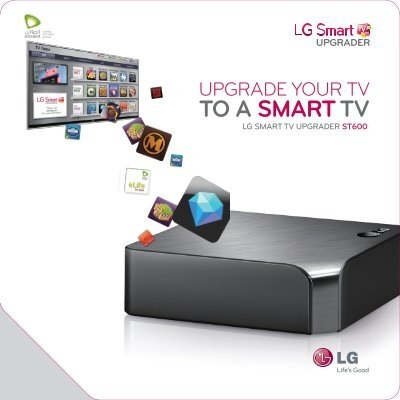 Upgrade YoUr TV To A SmarT TV - Etisalat