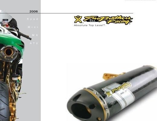 F3 Viper Alloy Round 3-Bolt Race Exhaust Can Kawasaki ZX-6R Ninja 1997