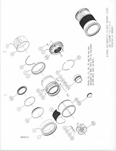 kiron 28-105 k pdf - Pentax Forums