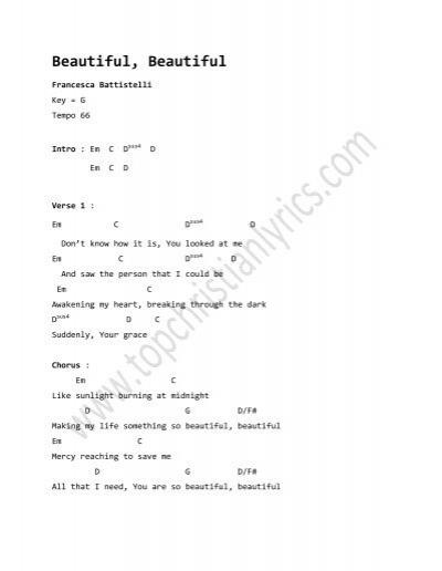 Alexandra Burke Hallelujah Chords Image Collections Chord Guitar