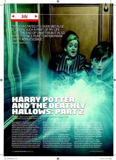 Harry Potter And The Deathly Hallows Part 2 Anne Wollenberg