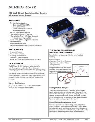 35-72 data sheet for pdf.qxd - stromquist and company, inc.  yumpu