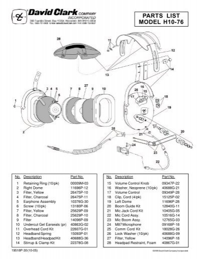 31249254 electrical schematic h10 david clark headset wiring schematic at bayanpartner.co