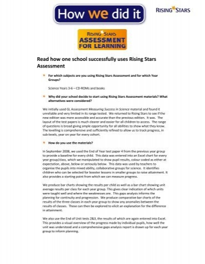 how to read tax assessment