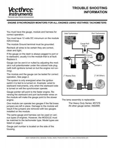 Veethree Gauges Wiring Diagrams. Egt Gauge Diagram, Gas Gauge ... on