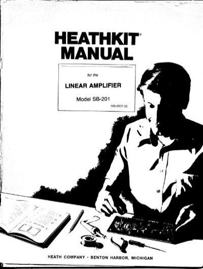 Heathkit Sb 201 Linear Amplifier Ww Pdf