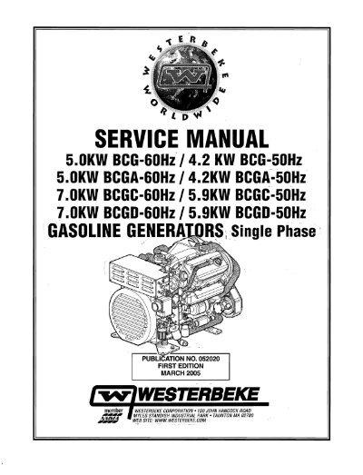 Westerbeke bcg 5 0kw parts diagram electrical wiring diagram service manual westerbeke rh yumpu com westerbeke marine diesel westerbeke parts online asfbconference2016 Choice Image