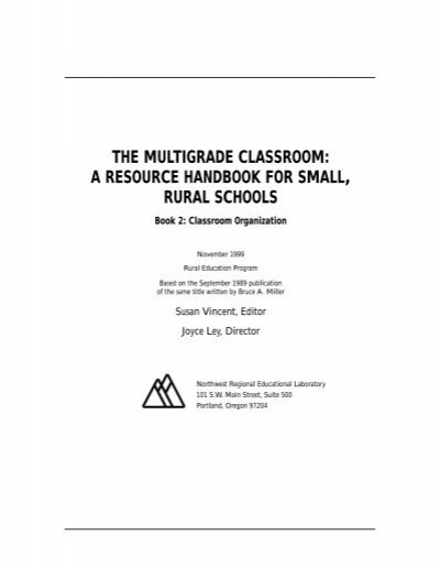 multigrade teaching strategies Sustaining the implementation and impact of multigrade course strategies key  words: multi-grade teaching, pakistan, public school, rural context introduction.