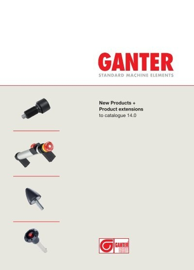 /Springy Pressure Pieces with Hexagonal Sockets and Silver Ganter Standard Elements GN 615.3/M24/KN/