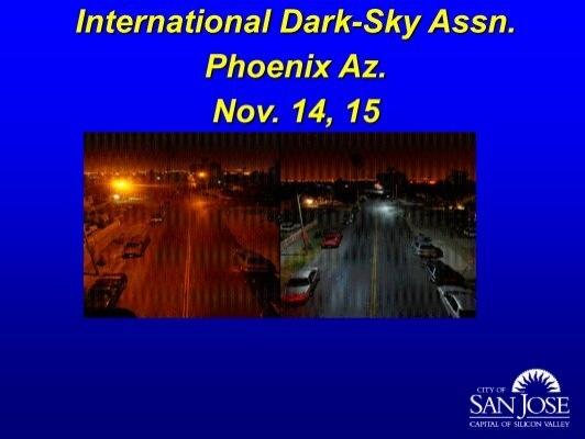 sc 1 st  Yumpu & San Jose Streelight Conversion - International Dark-Sky Association