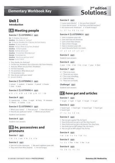 класс 10 solutions английскому по решебник