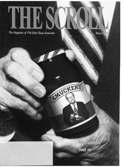 1998 Volume 121 No 1–4 - Phi Delta Theta Scroll Archive