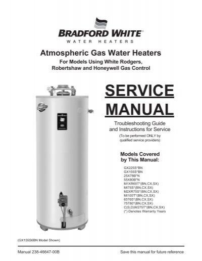 46647 b bradford white rh yumpu com bradford white ef series service manual bradford white mi5036fbn service manual