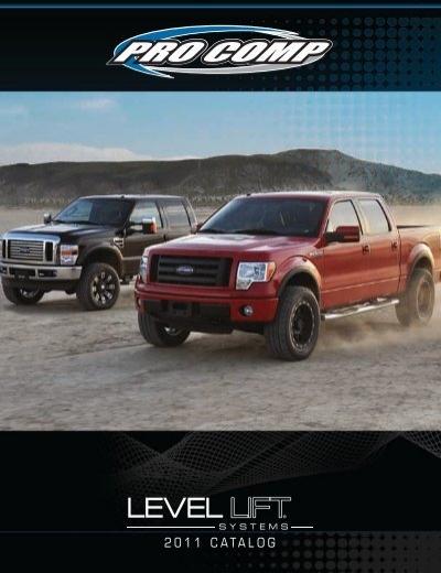 63220 2.5 Level Lift Pro Comp