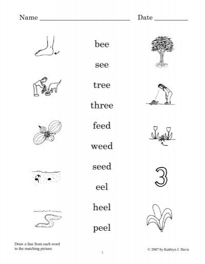 spelling worksheets 2 6 honey bees sound city reading. Black Bedroom Furniture Sets. Home Design Ideas
