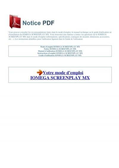 Iomega announces screenplay tv link mx hd media player techshout.