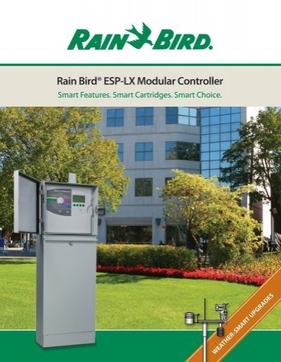 Rain Bird Esp Lx Modular Controller Sprinkler Talk