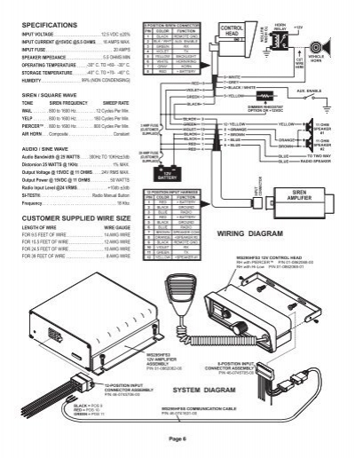 whelen 900 series wiring diagram   32 wiring diagram