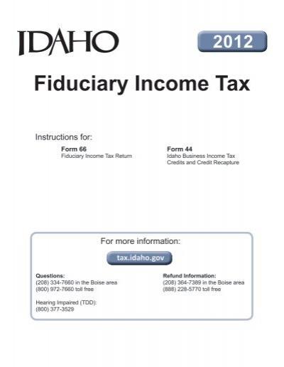 Idaho Tax Form 40 Instructions Mersnoforum