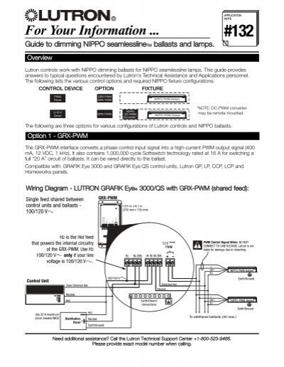 0-10 Volt Dimming Wiring Diagram Lutron from www.yumpu.com