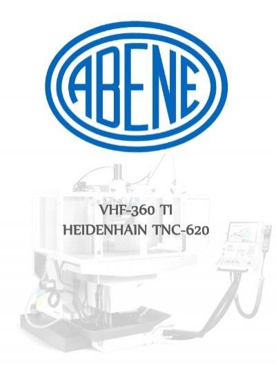 Abene 380-Ti Инструкция