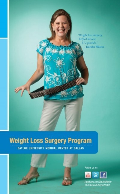 Weight Loss Surgery Program Baylor Health Care System