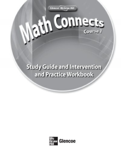 Study guide and intervention and practice workbook 59590k fandeluxe Gallery