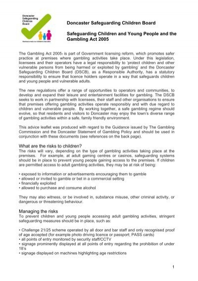 The gambling act 2005 gamble online for a living