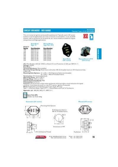 circuit breakers circuit