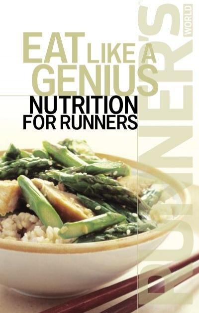 Eat Like A Runners World
