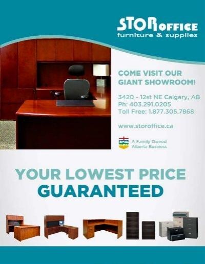 current flyer stor office furniture