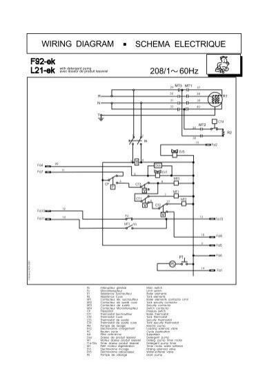 Schema Electrique Wiring Diagram