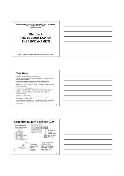 cengel boles thermodynamics 6th edition pdf