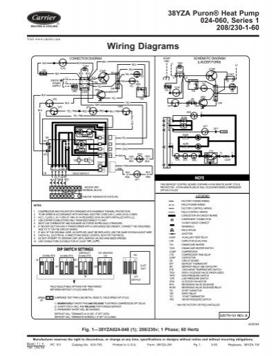 wiring diagrams - carrier carrier ac capacitor wiring diagram