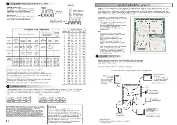 4dbc installation instructions