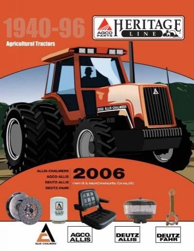Allis Chalmers Tractor 180 190 6 cylinder distributor cap