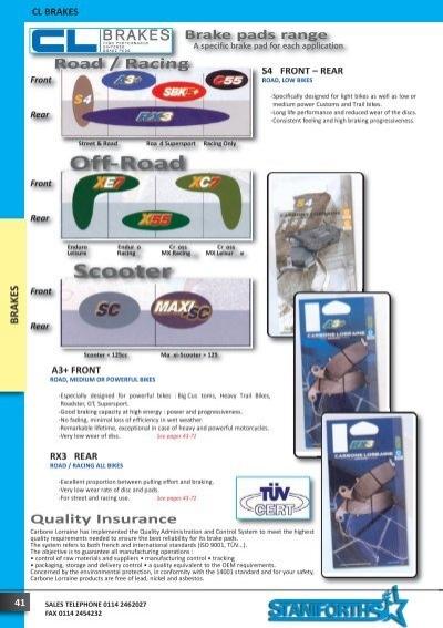 05-09 REPLICA REAR SET DISC BRAKE PADS HONDA CB 1300 CB1300 5 6 7 8 9 Superfour