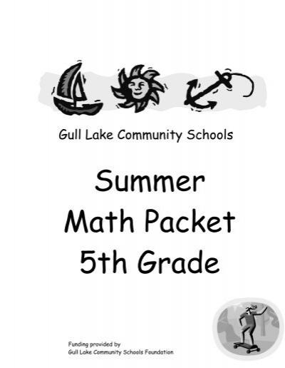 summer math packets for entering 4th grade summer math. Black Bedroom Furniture Sets. Home Design Ideas