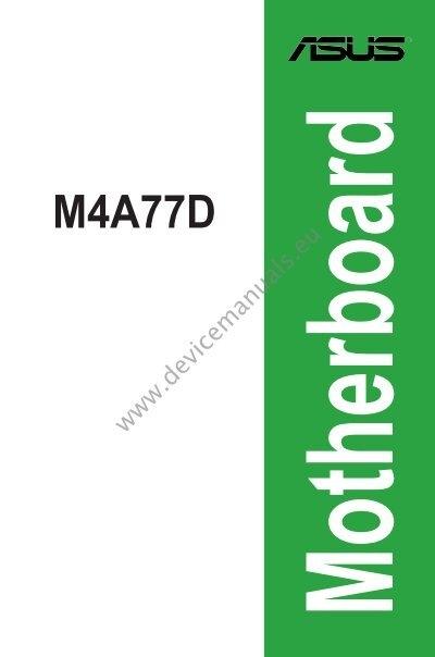BIOS CHIP:ASUS M4A77D