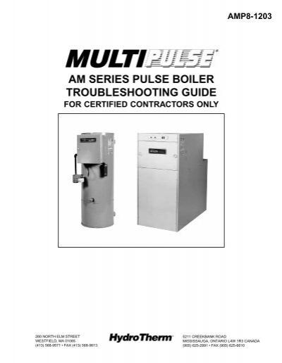 am series pulse boiler troubleshooting guide - Agencespl.com