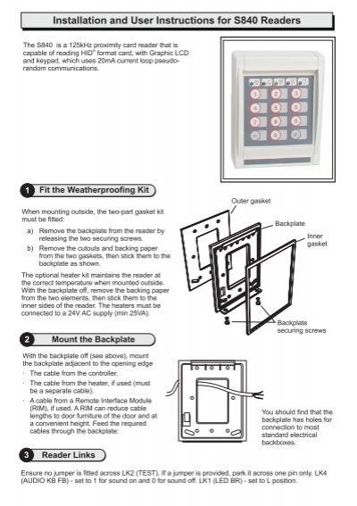 card reader wiring diagram card diy wiring diagrams