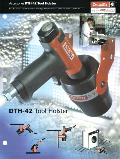 Cp Desoutter Tool Holster Pneumatic Tools Online